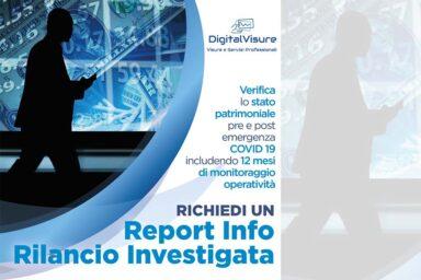 Report Info Rilancio Investigata Online
