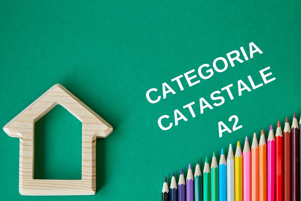 Categroie Catastali, Definizione E Tipologie