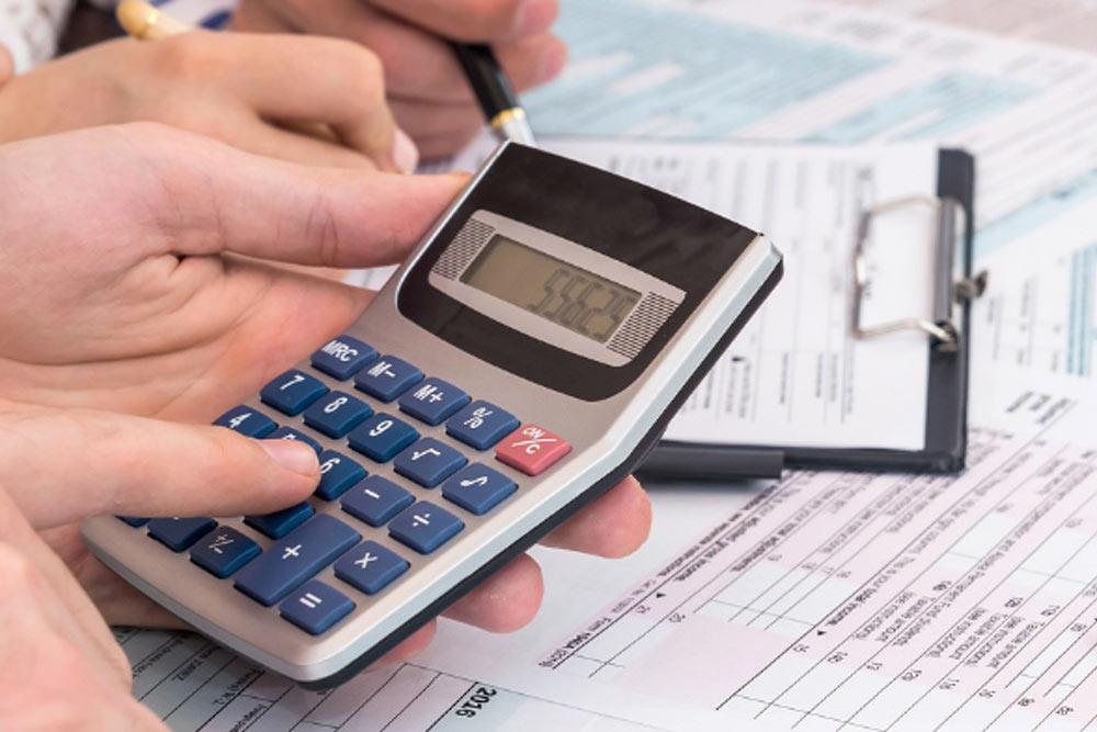 Calcolo delle imposte sulla rendita catastale